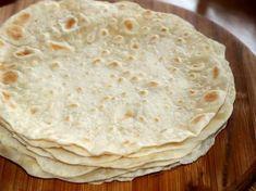 Moja tortilla pszenna - przepis podstawowy jest to przepis stworzony przez użytkownika Sławomir Zabawa. Ten przepis na Thermomix<sup>®</sup> znajdziesz w kategorii Słone wypieki na www.przepisownia.pl, społeczności Thermomix<sup>®</sup>.