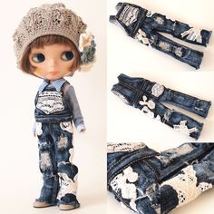 ** Blythe outfit ** Lucalily 203** : mahounote.