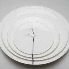 porcelain fine bone china patterns black forest plate online store geschirr. Black Bedroom Furniture Sets. Home Design Ideas
