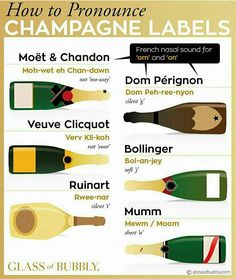 Wine Wednesday: Cabernet Sauvignon – The Wine Life Types Of Champagne, Champagne Quotes, Champagne Label, Champagne Cocktail, Sparkling Wine, Champagne Brands, Best Champagne, Cocktail Drinks, Wine Infographic
