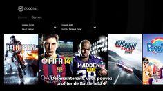 EA Access  Présentation du service exclusif Xbox One!!