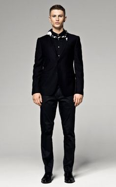Sisley Man Collection - Look 4