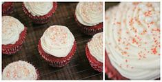 The Freckled Fox: Em's Easy Red Velvet Cupcakes - Birthday Cupcake Ideen Easy Red Velvet Cupcakes, Freckled Fox, Birthday Cupcakes, Cupcake Recipes, Food For Thought, Recipies, Baking, Desserts, Ems