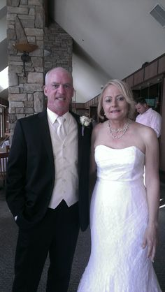 Mark and Mary were married on 6-21-14 at Tapawingo Golf Course Country Club