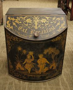 chinoiserie_tea-tins - Google Search