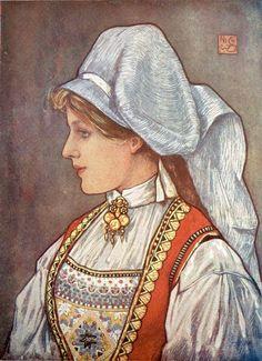 Norway, Beatrix Jungman
