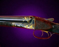A. H. Fox shotguns