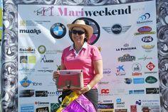 Bolso Brigitte sorteado en el Torneo de Pádel Mariweekend