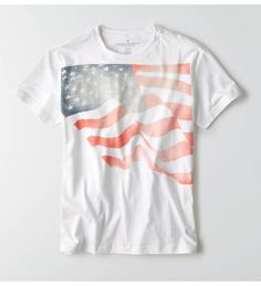 AEOグラフィックTシャツ