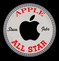Apple Converse :)