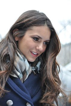 Nina Dobrev. Everything about her is gorgeous. For real.