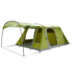 The Solaris 400 from Vango is a family camping tent with a large living area for eating or when the weather is bad.