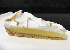 Lemon pie: galleta, lemon curd y merengue