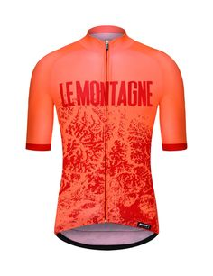 a43f4837c 2019 Men s Alpi Jersey Orange. Second Skin. Cento Cycling