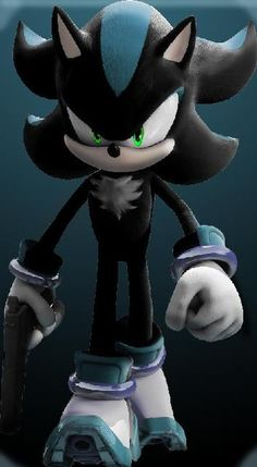 Shadow the Hedgehog purple | Sparrow M The Hedgehog - Sonic Fanon ...