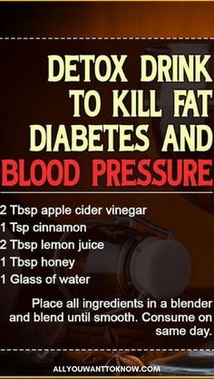 Smoothie Detox, Smoothie Recipes, Diet Recipes, Smoothies, Natural Cures, Natural Foods, Natural Detox, Natural Health, Diabetic Salads