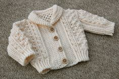 Ravelry: Fisherman Sweater pattern by Anne Rabun Ough