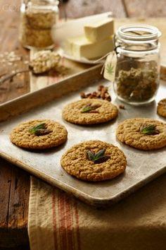 Marijuana oatmeal cookies