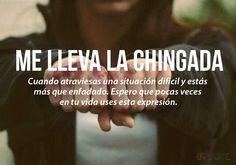 25 expresiones que confirman que eres todo un mexicano