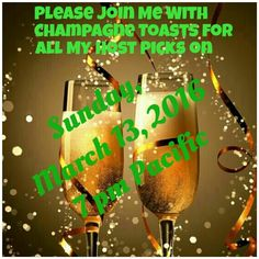 Happy Dance! Co-hosting Sunday March 13 7pm! You All deserve a champagne toast for your beautiful closets but I'm only allowed 100 on Sunday, March 13 at 7pm!Tough, tough decision! Help me choose, Please! Help me choose Host Picks that will sell quickly!  I want to see Red SOLD signs on Party Night! Closets with high SHARE numbers and, of course, Posh compliant only. Theme to be announced. Co-Hosting 7pm Party Accessories