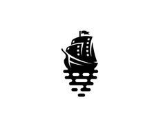 sail boat for the film production brand designed by George Bokhua. Connect with them on Dribbble; the global community for designers and creative professionals. Logo Wifi, Logo Typo, Typographic Logo, Graphic Design Branding, Identity Design, Logo Branding, Typography Design, Logo Inspiration, Logo Luxury