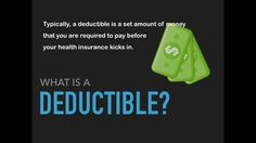 Word of the Week - Deductible #WOTW Watch the Enroll SWFL Word of the Week #WOTW Videos to learn about health care terminology and and increase your health care knowledge. Get more info at EnrollSWFL.com!