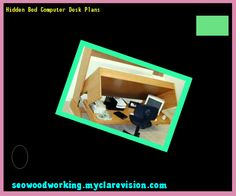 Hidden Bed Computer Desk Plans 131936 - Woodworking Plans and Projects!