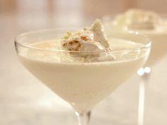 White Chocolate Eggnog recipe from Sandra Lee