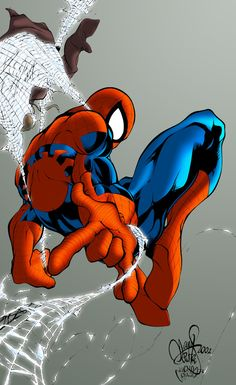 Among the most popular superheroes that have ever been launched, Spider-Man (Peter Parker) may be considered as one of . Amazing Spiderman, All Spiderman, Incredible Hulk, Comic Book Characters, Comic Character, Comic Books Art, Comic Art, Marvel Comics, Marvel Art