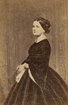 Julia Dent Grant, wife of President Ulysses S. Grant, was born on January 26, 1826.