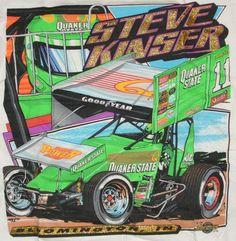 Steve Kinser T-Shirt