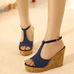 womens wedge comfortable working shoes