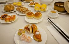 Dim Sum at Imperial Garden Seafood Restaurant in Seattle Southside