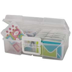 Plastic Box Storage, Storage Bins, Storage Organization, Organizing, Classroom Organisation, Paper Storage, Craft Storage, 6 Photos, Large Photos