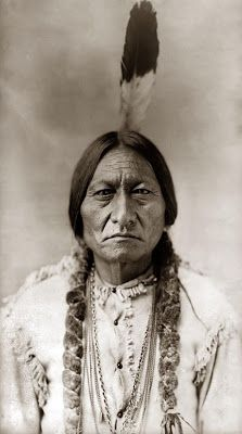 Old Picture of the Day: Sitting Bull