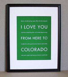 Colorado...Home