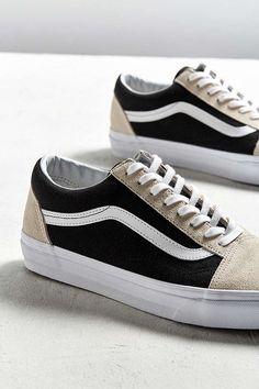 Vans Old Skool Lite black white Free Sneaker Skate Schuhe schwarz wei NEU