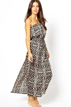 10 stylish maxi dresses for spring. #Stylish365