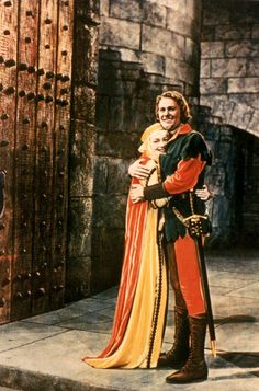 Still of Errol Flynn in The Adventures of Robin Hood
