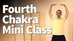 Dahn Yoga Exercise: Mini Yoga Class to Stimulate the 4th Chakra