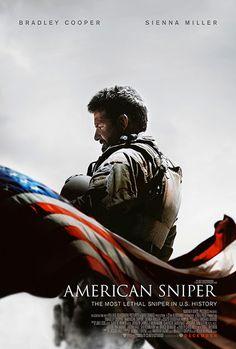 """American Sniper"" Bradley Cooper"