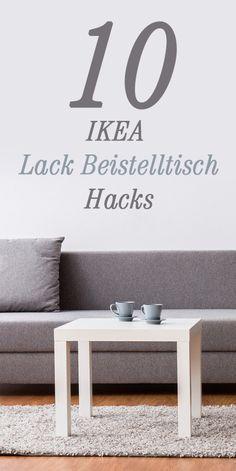 Ein Kleiner Ikea Tisch, Der Noch So Viel Mehr Kann!