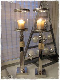 Perfect Homen ylelliset kynttilänjalat - Suvisvilla - CASA Blogit