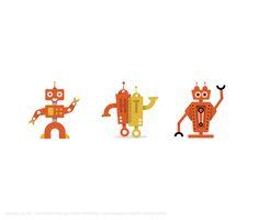 Robots by Sean Farrell