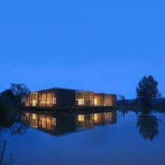 Casa del Té de Bambú / Harmony World Consulting & Design