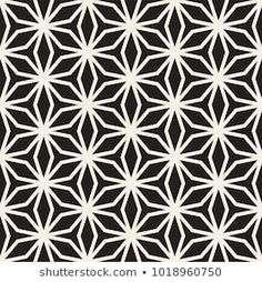 Imagens, fotos stock e vetores similares de Black and white seamless pattern modern stylish, abstract background. Geometric Sleeve, Geometric Mandala, Geometric Shapes, Geometric Patterns, Geometric Tattoo Stencil, Geometric Tattoo Design, Design Lotus, Mandala Design, Molduras Vintage