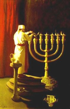 Explaining all the Stations of the Temple Biblical Hebrew, Biblical Art, Religious People, Religious Art, Tabernacle Of Moses, Johannes 3, Arte Judaica, Jewish Temple, Bible Knowledge