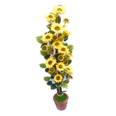 Sunflower artificial plant - Novillos Brand