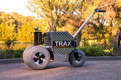 Trailer mover - It's quick, quiet and compact. You may never leave home without it ever again. Camping, boating and parking has never been easier! Toy Hauler Trailers, Trailer Axles, Best Trailers, Rv Travel Trailers, Camper Trailers, Trailer Dolly, Power Trailer, Caravan Mover, Teardrop Camper Trailer