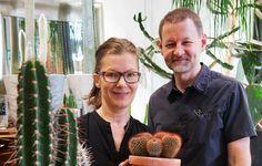 Vau, millainen kaktuspuutarha ja vielä Suomessa! Katso kuvat! - Kotiliesi.fi Fruit